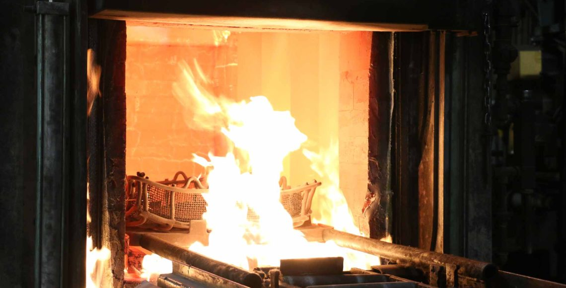Thermal stress relief, stress relieving steel at Metals Engineering