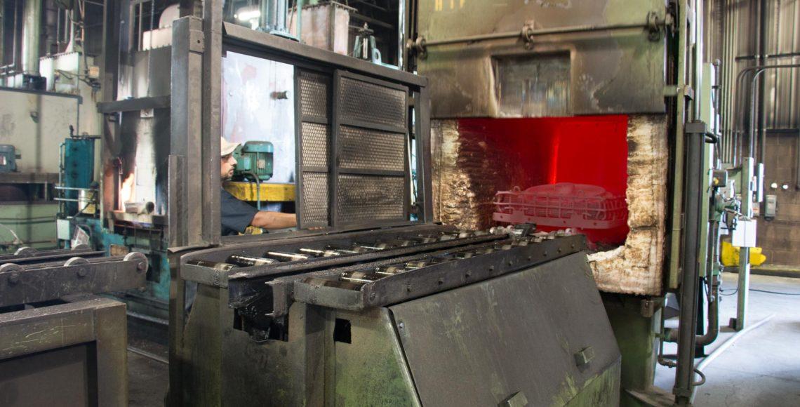 Metals Engineering - heat treatment